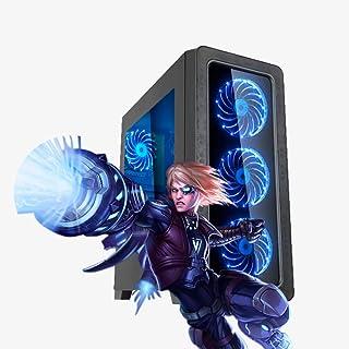 PC Gamer AMD Ryzen 5 2ª Geração, 8GB RAM DDR4, HD SSD 240GB, GTX 1050TI 4GB, Fonte Real 500w