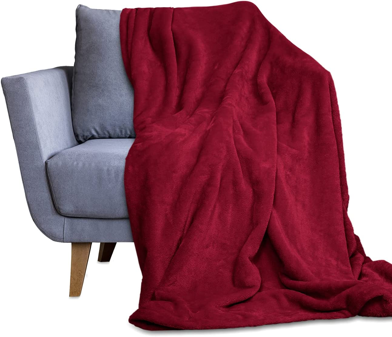 Throw Blanket for Couch Bed - Size Decorative Store Fleece New Shipping Free Shipping