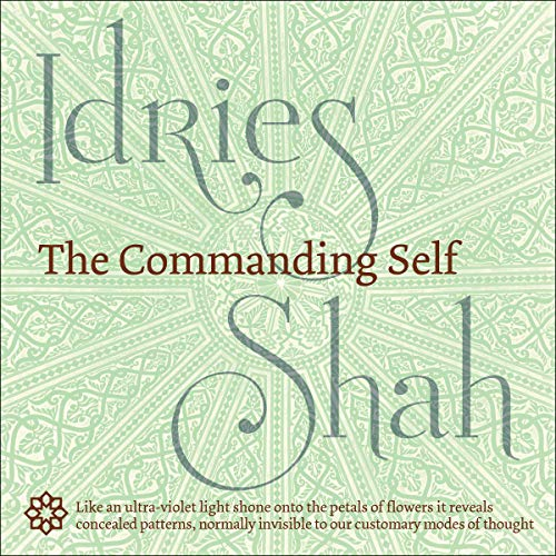 The Commanding Self cover art