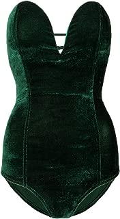 Best green strapless bodysuit Reviews