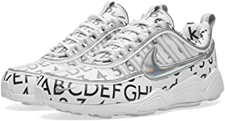 Mens Air Zoom Spiridon '16 GPX White/Multi-Color Leather