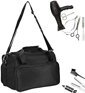 Mavis Laven Travel Cosmetics Salon Hairdressing bag for Men and Women Professional Multi-functional Hairdressing Tools Bag for Toiletries, Cosmetics,Brushes,Hairdresser tool