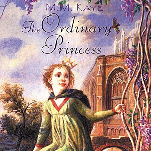 The Ordinary Princess audiobook cover art