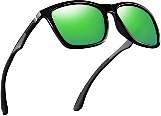 Polarized Sunglasses for Men Aluminum Mens Sunglasses...