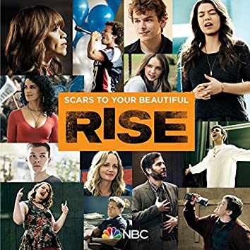 Scars To Your Beautiful (feat. Auli'i Cravalho) [Rise Cast Version]
