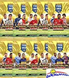 2021 Panini Adrenalyn XL FIFA 365 Soccer Collection of TEN(10) Factory Sealed Booster Packs with 60 Cards! Look for Stars Haaland, Ronaldo, Messi, Mbappe, Pulisic & More! Imported from Europe! WOWZZER