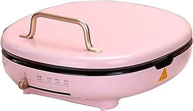 YUMEIGE Elektrische bakvorm Elektrische bakpan, huishoudelijke dubbelzijdige verwarming, verwijderbare en wasbare pannenko...