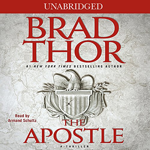 The Apostle audiobook cover art