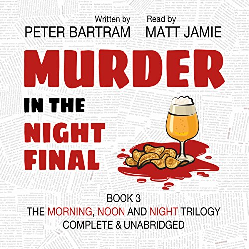 Murder in the Night Final audiobook cover art