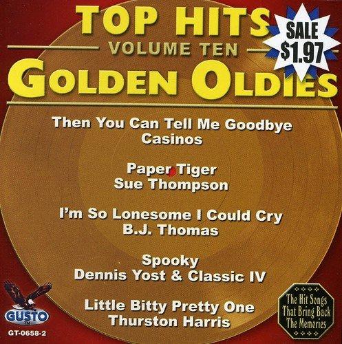 Vol. 10-Golden Oldies