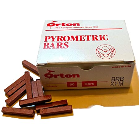 Pyrometric Cones For Monitoring Ceramic Kiln Firings-Cone 022 1 Pkg//50