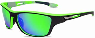 JDHXBMW Polarized Sunglasses for Men Sports Cycling Running Driving Fishing UV400 Protection