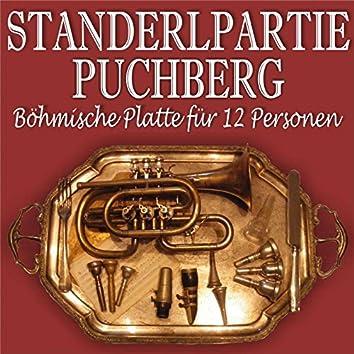 Böhmische Platte für 12 Personen