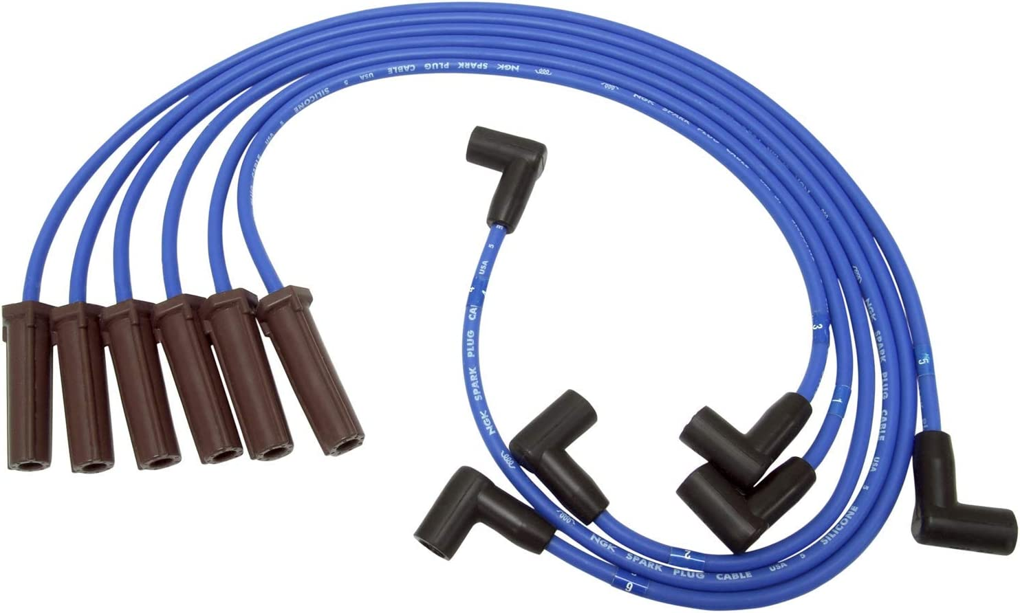 NGK 51026 RC-GMX094 Spark Plug Max 86% OFF Wire Set Limited price sale