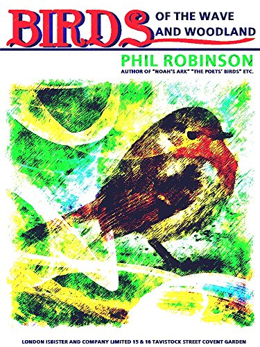 Birds of the wave and woodland (Illustrations) (English Edition)