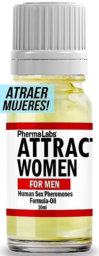 Amazon Com Aceite Colonia Feromonas Para Atraer Mujeres Poderasas Sexo Feromona Humana Botella De 0 3 Fl Oz Beauty