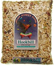 Volkman Avian Science Super Hookbill Mix - 4lb (1.81kg) PACK of 2 Bags