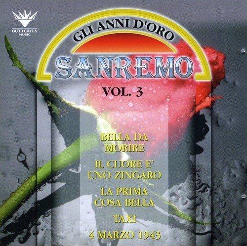 Festival Di San Remo: Gli Anni D'Oro 3 by Festival Di Sanremo V.3- Gli Anni D'oro (1998-02-20)