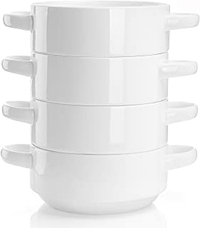 Best double handled soup mugs Reviews
