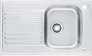 Franke Euroform EFX 611 Edelstahlspüle glatt Spülbecken Küchenspüle Einbauspüle