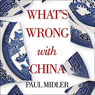 What's Wrong with China cover art