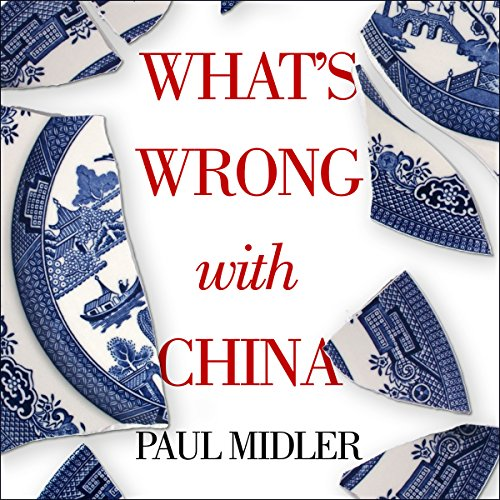 What's Wrong with China audiobook cover art