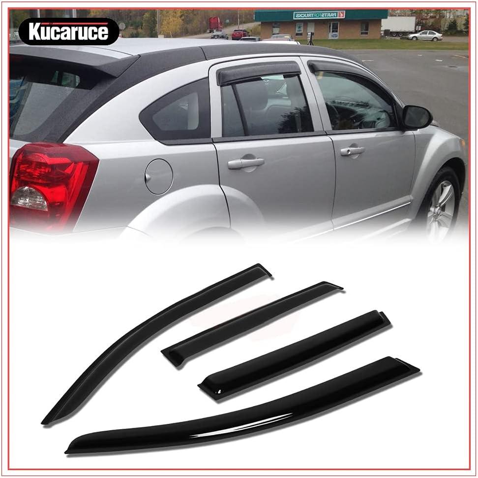 Kucaruce Long-awaited Very popular 94323 Original Side Window 4pcs Wind Outside Deflector