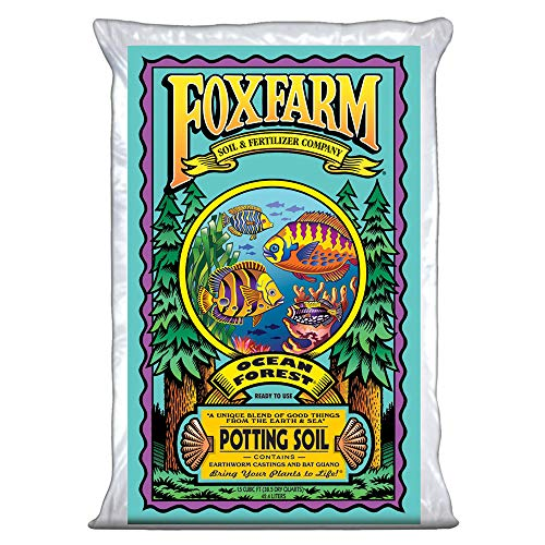 FoxFarm Ocean Forest Potting Soil Overall Best