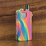 ModShield for Lost Vape Orion Q & GO DNA 40W Silicone Case ByJojo Protective Cover Sleeve Shield Wrap Skin (Tie Dye)