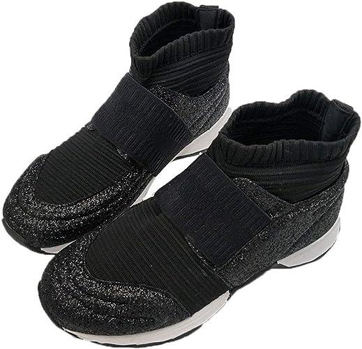 XINGMU Nouvelles Chaussures De Sport Chaussures De Course Noir Style Académie