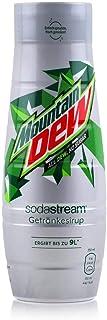 SodaStream Mountain Dew Diet 440ml - Ger 8 liter
