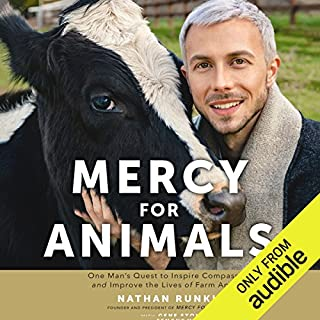 Mercy for Animals audiobook cover art