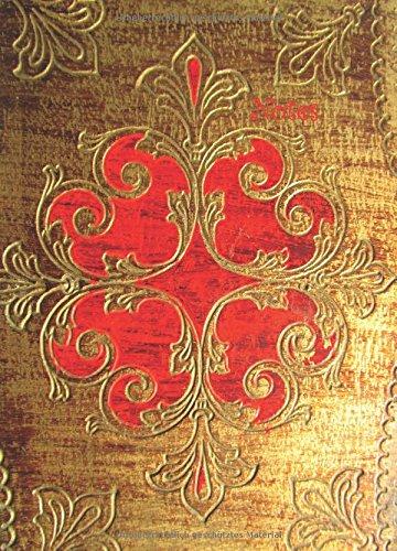 Notizbuch - DIN A4 - Orient - kariert: Tagebuch