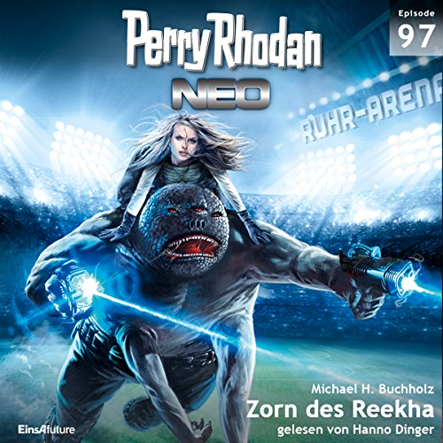 Zorn des Reekha audiobook cover art