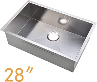 undermount sink 30 inch base cabinet