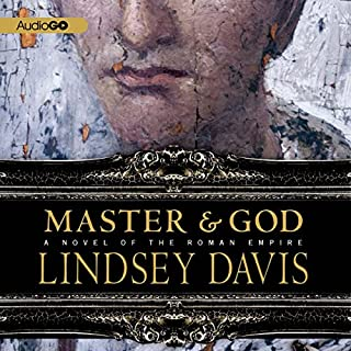 Master and God audiobook cover art