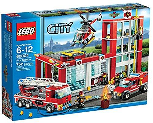 LEGO City - Estación de Bomberos (60004)