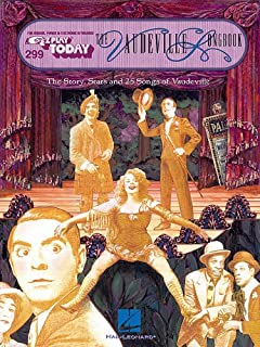 The Vaudeville Songbook: E-Z Play Today Volume 299