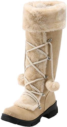 Damen Schuhe Frauen Stiefel Oudan Elegant Stiefeletten 0PnwkO