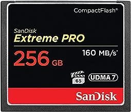 SanDisk Extreme Pro 256 GB CompactFlash