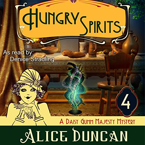 Hungry Spirits audiobook cover art