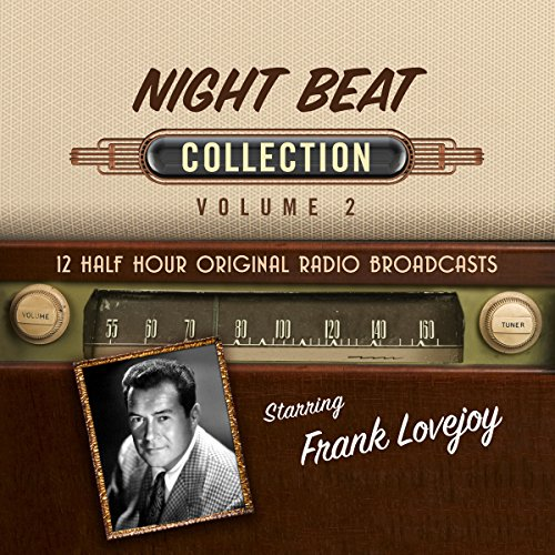 Night Beat, Collection 2 audiobook cover art