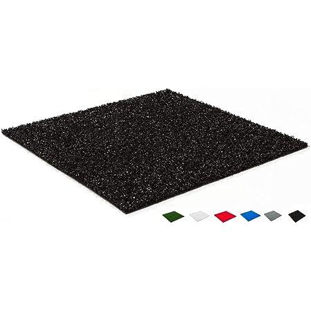 Tapis Extérieur Pour Terrasse Et Balcon Tapis Cuisine Monochrome Moderne Noir