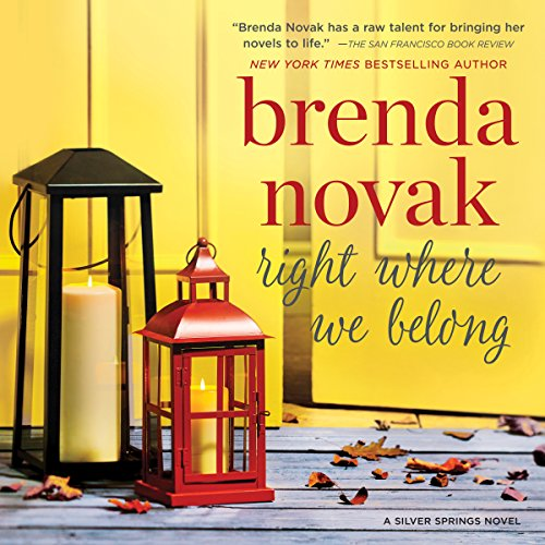 Right Where We Belong audiobook cover art