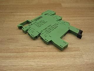 Phoenix PLC-BSC-24DC/21 Relay Socket Module 24VDC In