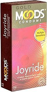 Moods Gold Joyride Condoms 12's