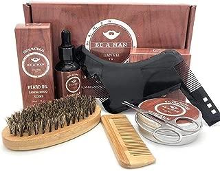 Further Kit de aseo de barba Crecimiento de barba Peine de