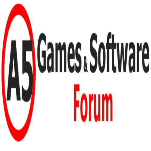 A5 Games And Softwares Forum