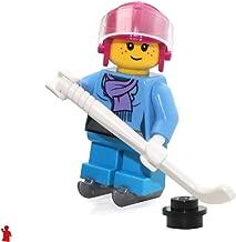 LEGO Holiday MiniFigure - Girl (w/ Scarf & Hockey Skates) 60133