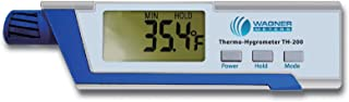 Wagner Meters TH-200 Digital Thermo-Hygrometer